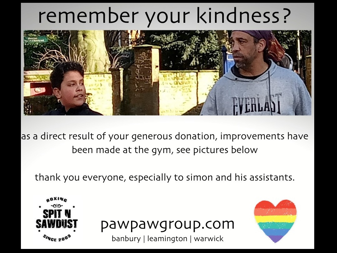kindness to the community