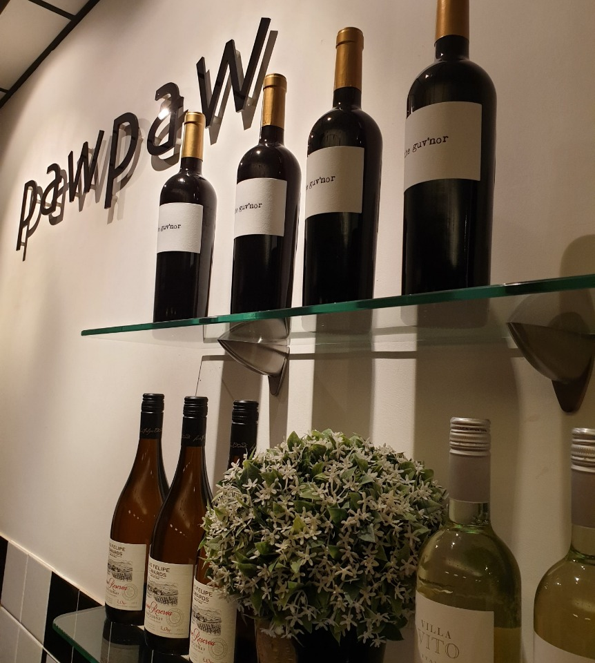 pawpaw wine available at banbury, leamington spa and warwick